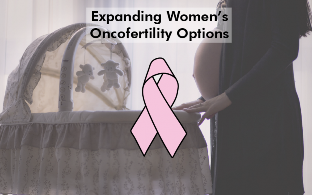 Prospects and Potential for Expanding Women's Oncofertility Options