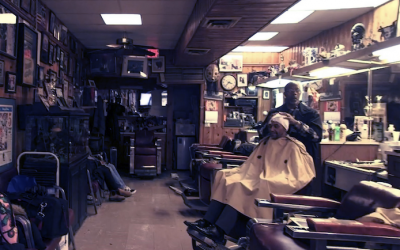 Samuel Johnson Jr: More Than A Barber