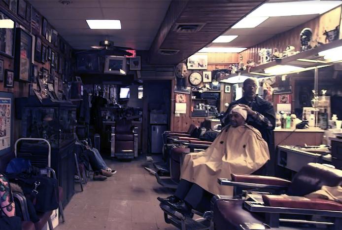 Samuel Johnson Jr: More Than A Barber