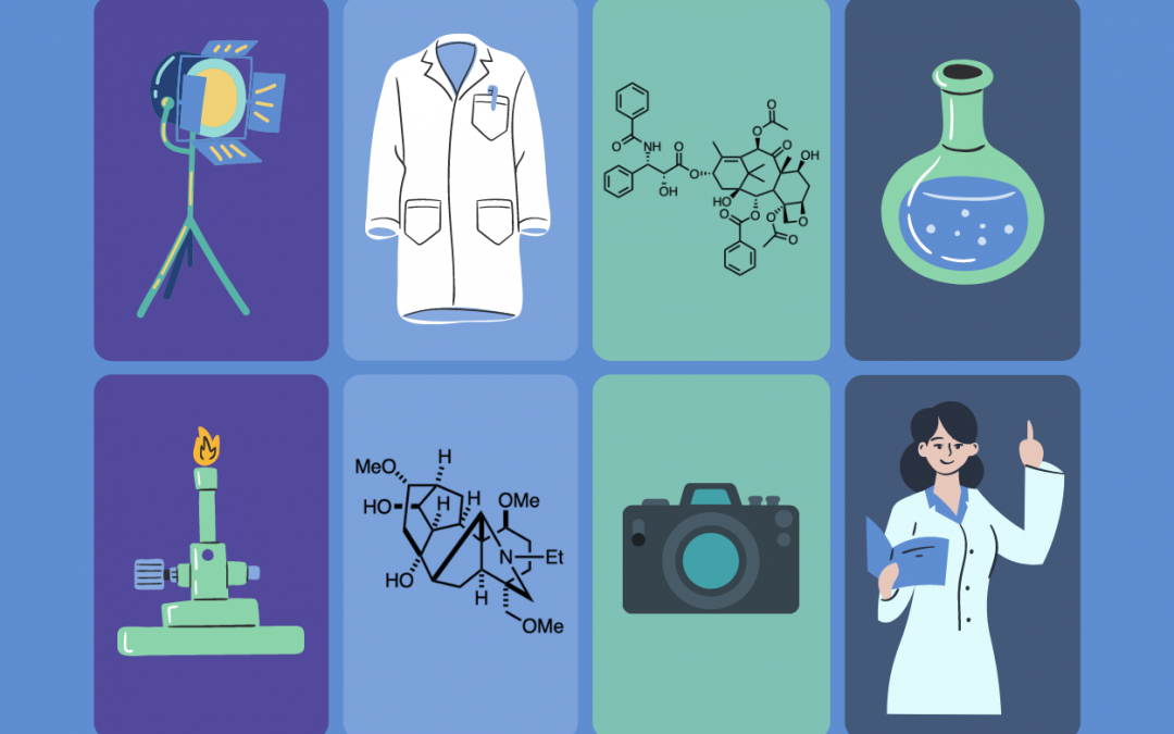 NUChem Videos: The Mutually Beneficial Intersection of Graduate Research and Undergraduate Learning